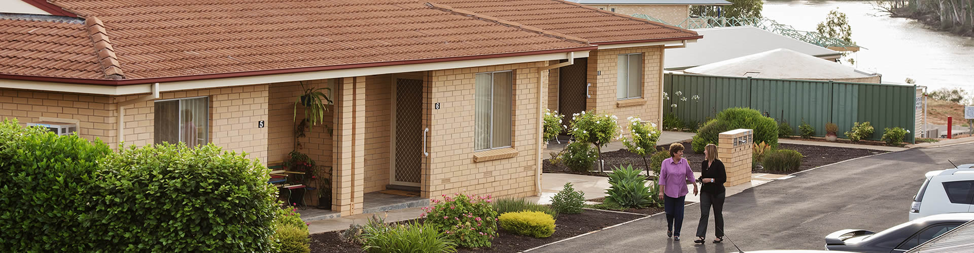 Independent Living Units Loxton - The Cottages
